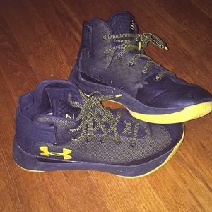 Boys youth SC basketball shoes